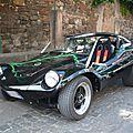 Autodynamics deserter gt dune buggy sur base vw cox