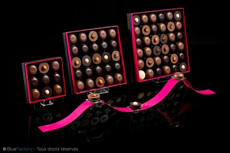 Chocolats factices