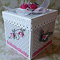 Boite cadeau et mini souvenir