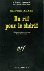 du rif pour le sherif