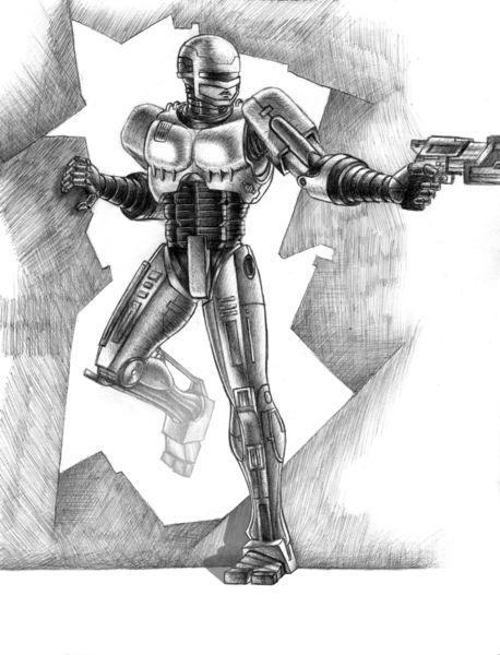 Robocop copie
