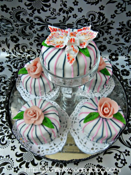 Gateau avec glacage royal secrets culinaires g teaux et p tisseries blog photo - Decoration gateau glacage royal ...