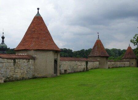 Poivrières château Burghausen