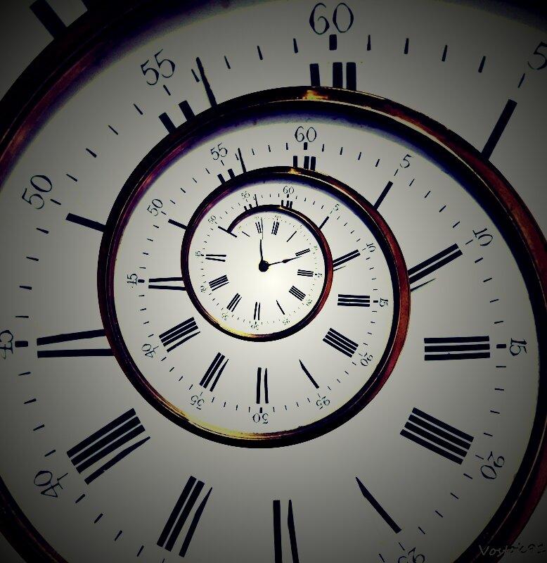 La spirale du temps