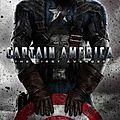 Captain america : the first avenger sort aujourd'hui en france !