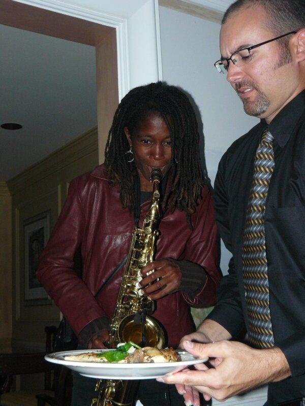 San Francisco : Restaurant ambiance jazz... ou pas ^^