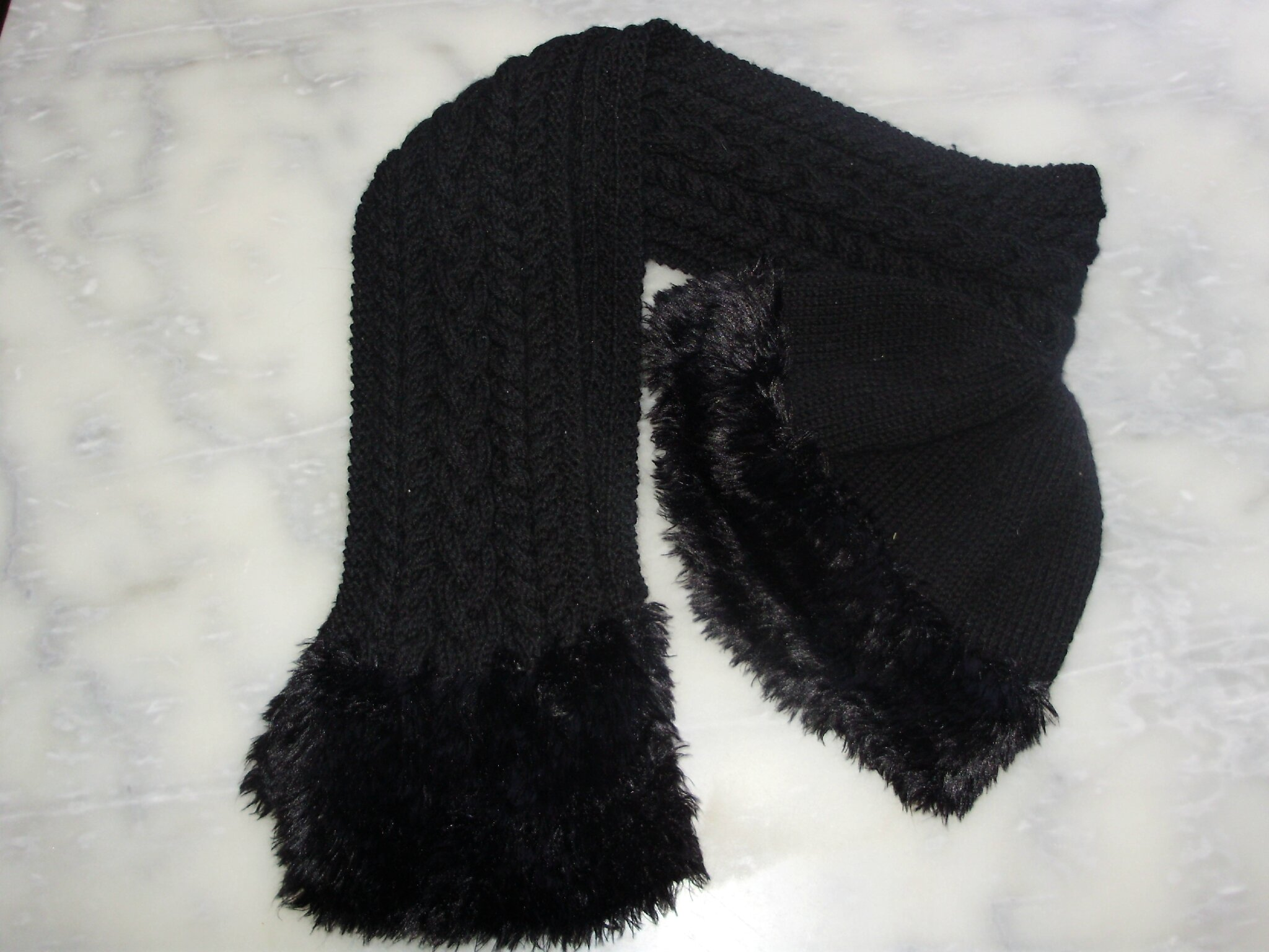 Echarpe+Bonnet