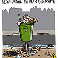 Réactivation du plan vigipirate