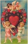 victorian_valentines_card_three_cherubs_purple_flowers_hearts_thumb
