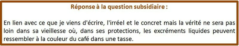 agnès question