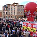 Les retraités descendent dans la rue pour dénoncer la hausse de la csg