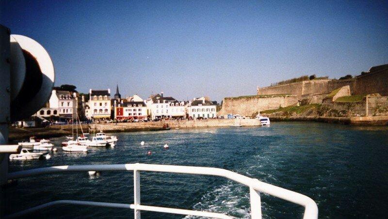 Le Palais et la citadelle Vauban