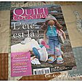 Quilt country n°26