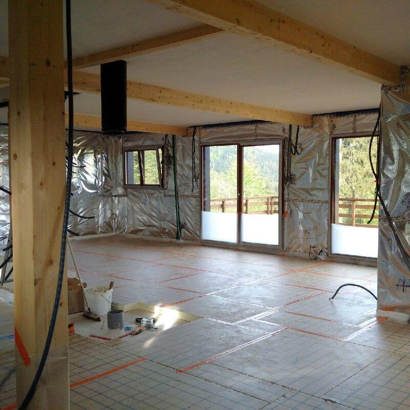 pose de l 39 isolation avant plancher chauffant notre aventure cuny constructions et compagnie. Black Bedroom Furniture Sets. Home Design Ideas