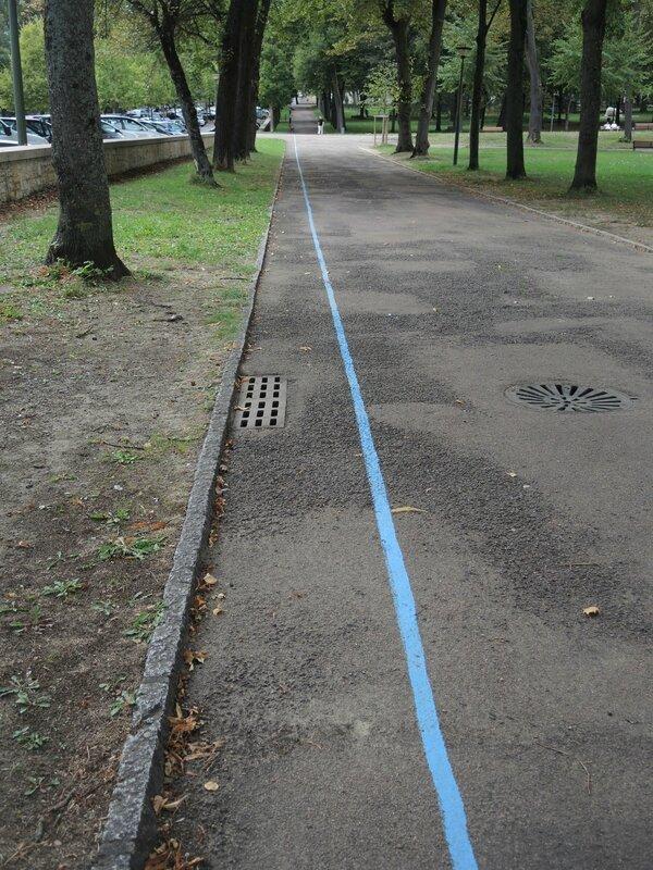 Nevers, parc Roger Salengro, ligne bleue (58)