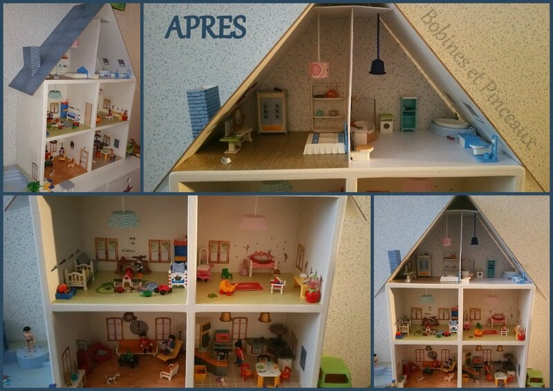 maison playmobils