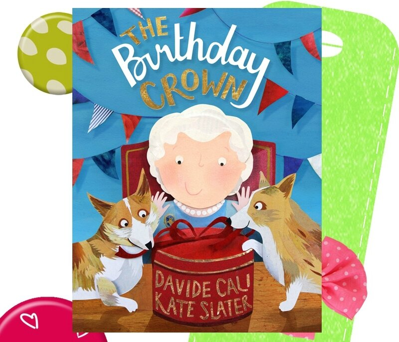The birthday crown, anglais et arts plastiques, cycle 3. When is your birthday, quelques métiers et la reine d'Angleterre.