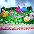 Valentine's 7 birthday party
