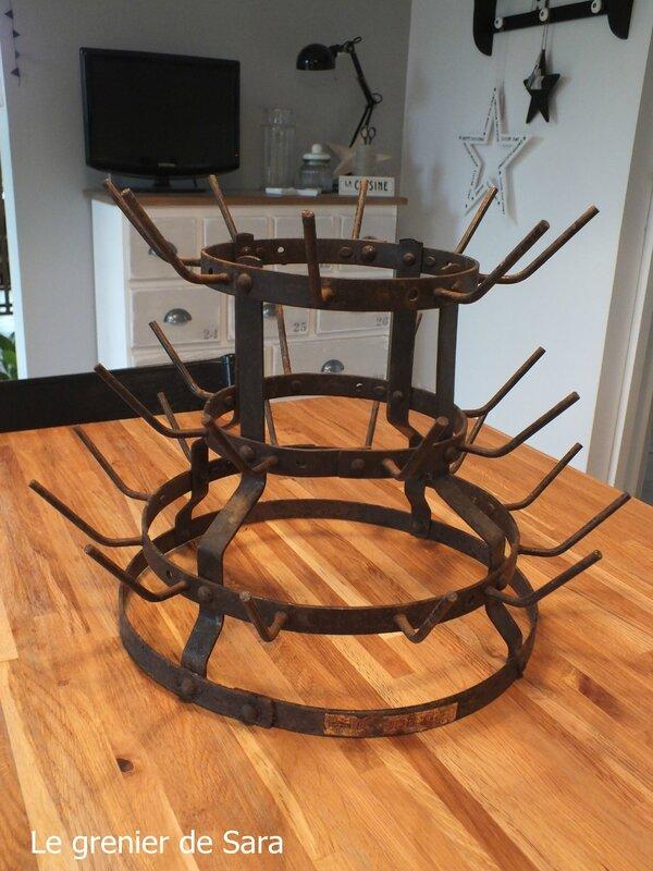 trouvailles broc et patine le grenier de sara. Black Bedroom Furniture Sets. Home Design Ideas