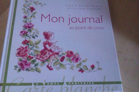 livre VE mon journal 1