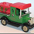 Altaya Corgi 26 Ford Model T Tanker BP 1