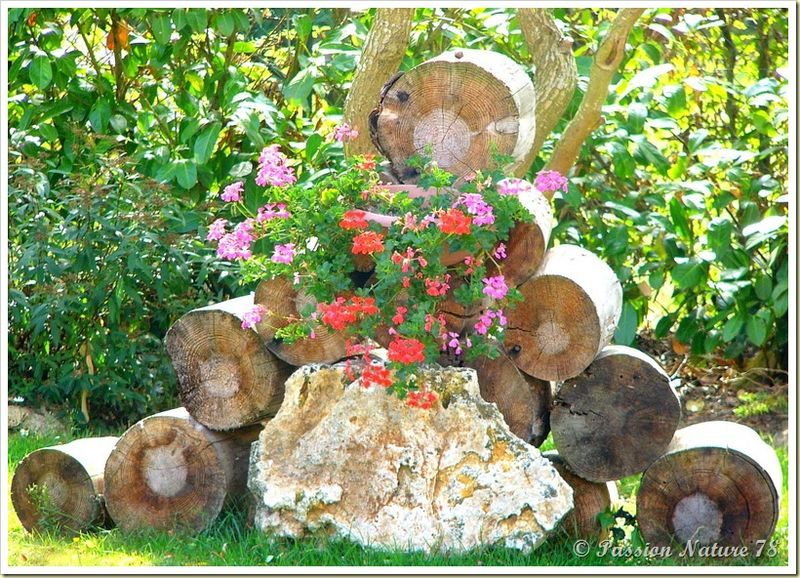 Jardin la d co du jardin passion nature 78 for Deco du jardin
