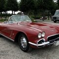Chevrolet corvette c1 roadster-1962