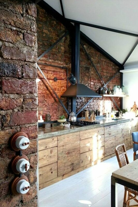 baa5a7a5e54d9b1793b60b5e1a70acac--design-moderne-exposed-brick-kitchen