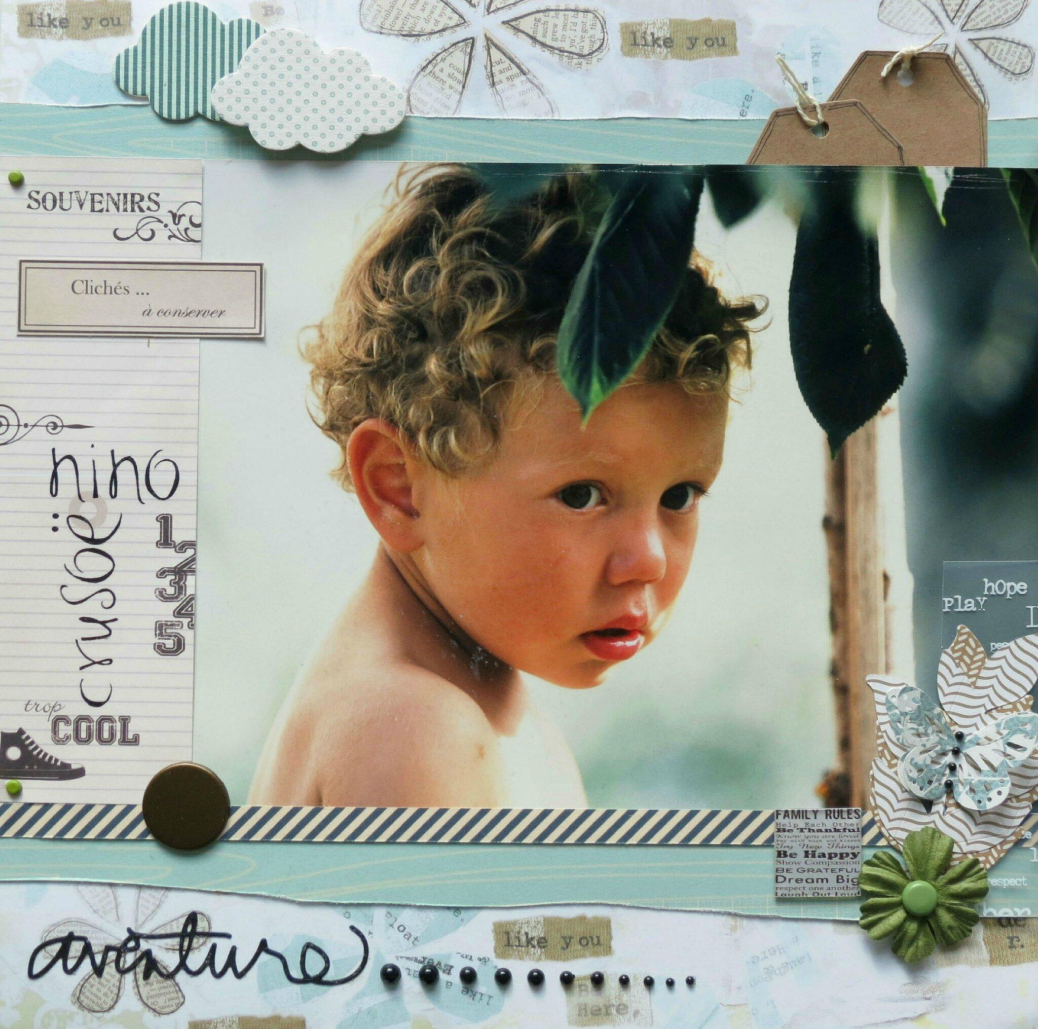 Nino Crusoe
