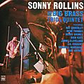 Sonny Rollins And The Big Brass Trio & Quintet - 1957-58 - Sonny Rollins And The Big Brass Trio & Quintet (Fresh Sound Records)