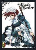 Black Butler, tome 22, Yana Toboso Kana shônen