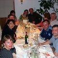A table, y avait de l'ambiance!!!!