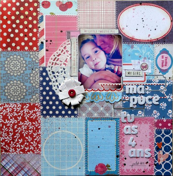Carnets de Scrap-Chiknana-Combo Couleur