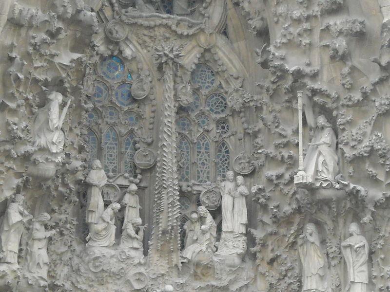 La Sagrada Famillia : la Sainte Famille