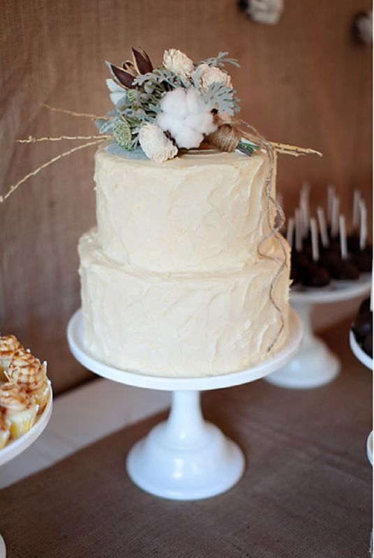 inspiration-rustik-bryllupskage