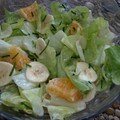 SALADE VERTE AUX FRUITS