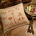 The key to my heart US$ 7.00