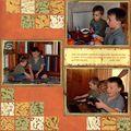 Ewan et Quentin - juillet