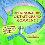 Un dinosaure c'était grand comment
