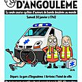 Angoulême à vélo
