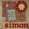 - Album de Simon