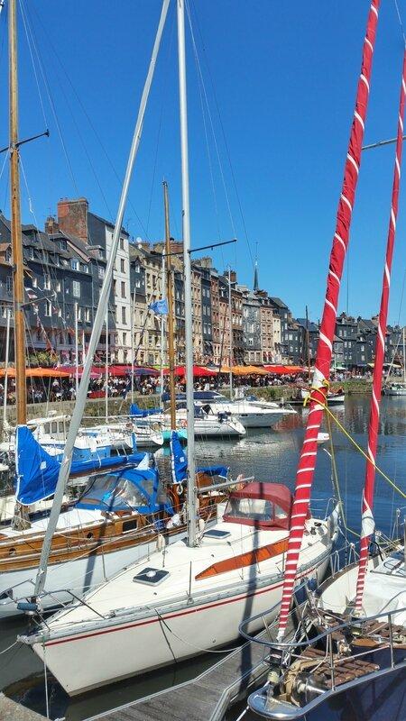 Normandie - honfleur - vacances -7