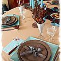 Table gourmandises chocolatées 047