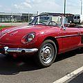 Alpine renault a108 cabriolet sport 1961-1962