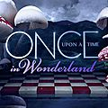 Once upon a time in wonderland - pilote