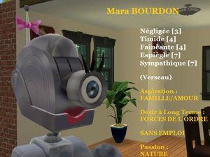 Mara BOURDON
