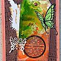 Challenge papillons sur le blog de cath baussand
