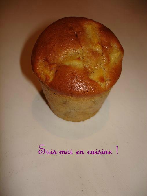 Muffins pomme & épices