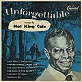 Nat King Cole - 1954 - Unforgettable (Capitol)