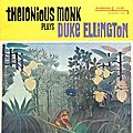 Thelonious Monk - 1955 - Plays Duke Ellington (Riverside)
